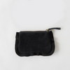 Frills Pouch Black