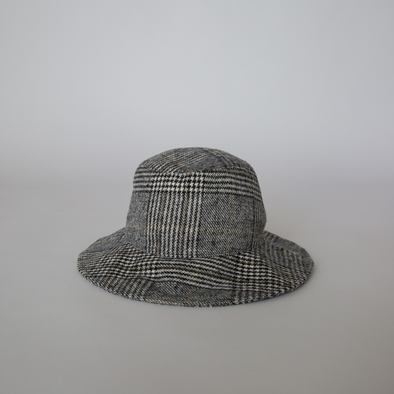 Wool Bucket Hat Tweed