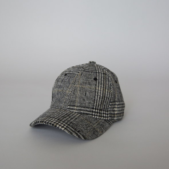 Wool Cap Tweed