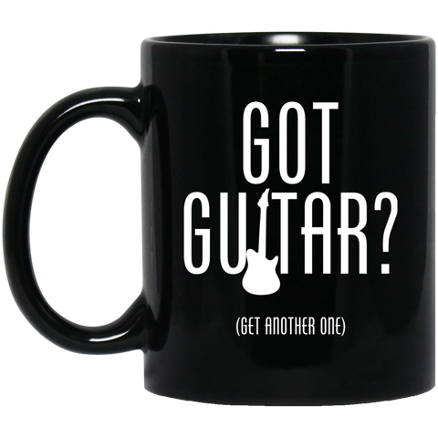 My Guitar Husband - Mug - 11oz