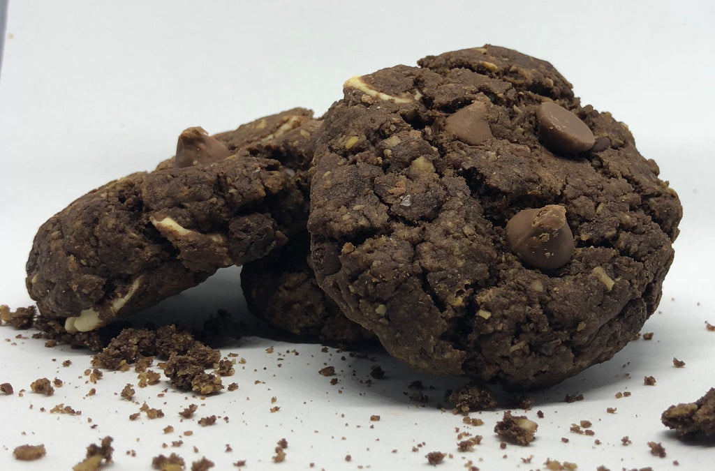 Triple Chocolate Lactation Cookies