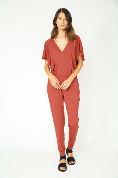 BRICK LEAH EVERYDAY JUMPSUIT