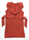 ESTELLE LONG PLUSH VEST