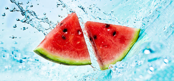 How watermelon can hydrate the skin with Barbie Ritzman and Miracos Makeup