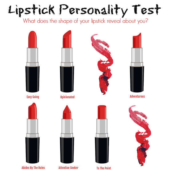What Does The Shape Of Your Lipstick Reveal About You With Miracos Makeup and Barbie Ritzman