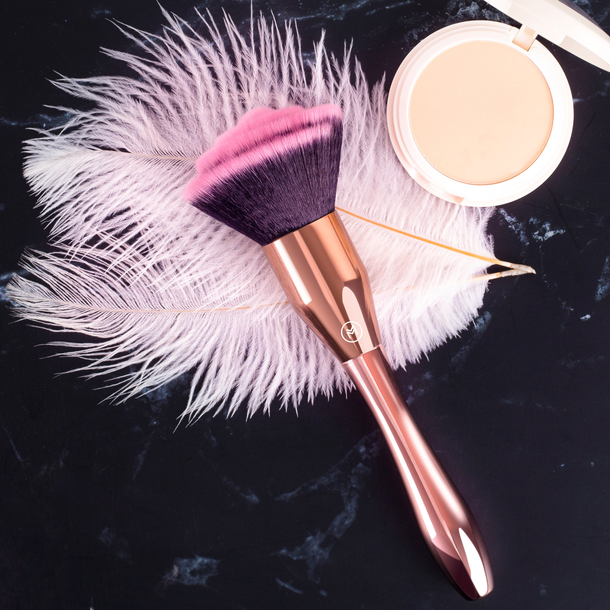 STILETTOS MultiTech Face Brush - Rose