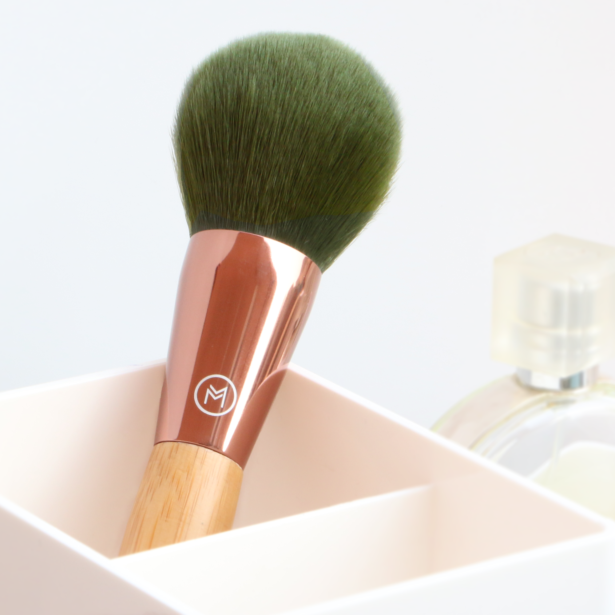 Antibacterial Travel Brush Set
