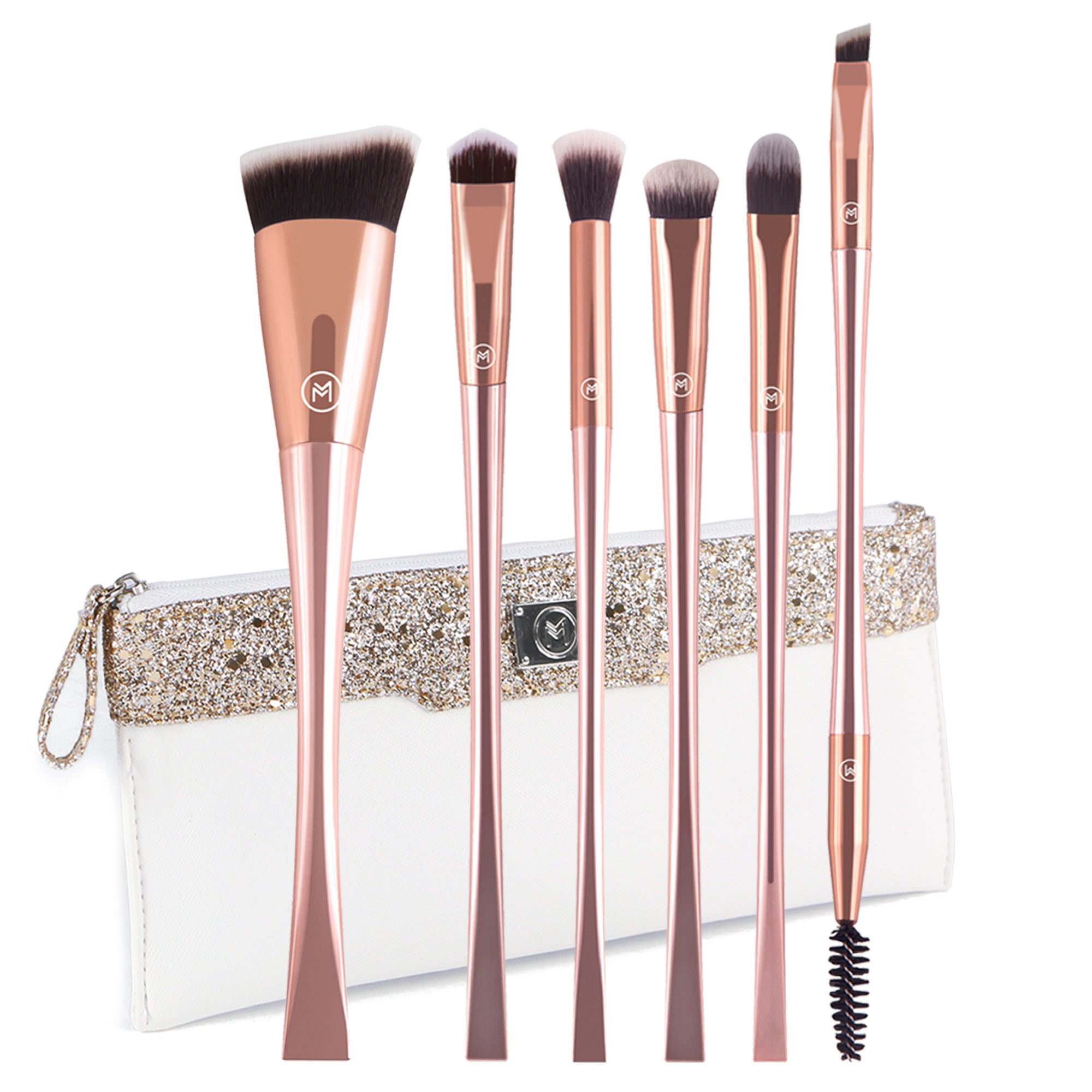 STILETTOS Luxury Contour & Eye Brush Kit