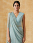 Dhoti Draped Jumpsuit