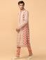Applique Kurta With Churidar