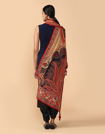 Digitally Printed Stole