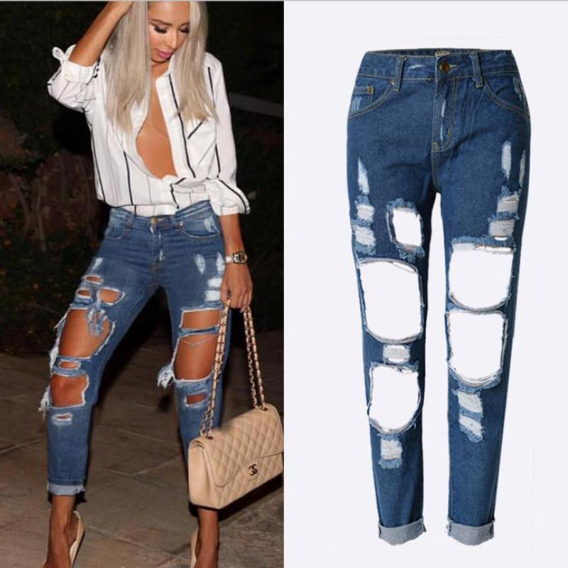 Denin, Ladies Jeans, Slim Fit, Trending, Stretch Jeans, Ripped Jeans, High Rise