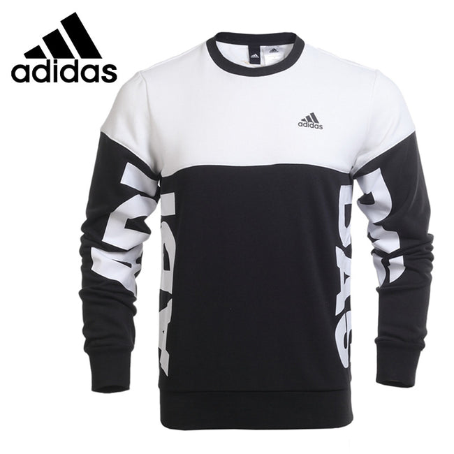 Original New Arrival 2017 Adidas TP CR SWT COLL Men's Pullover Jerseys Sportswear