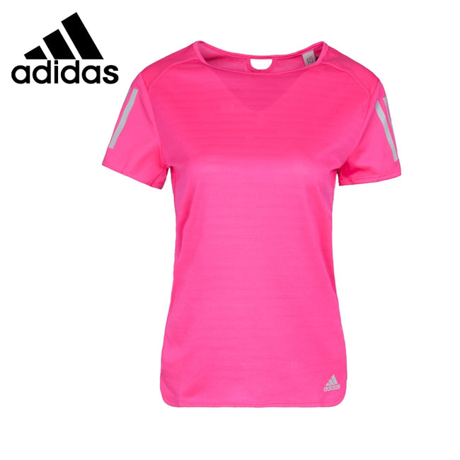 Original New Arrival 2017 Adidas RS SS TEE W Women's T-shirts short sleeve Sportswear