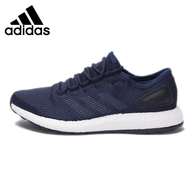 Original New Arrival 2017 Adidas Pure BOOST Men's Running Shoes Sneakers
