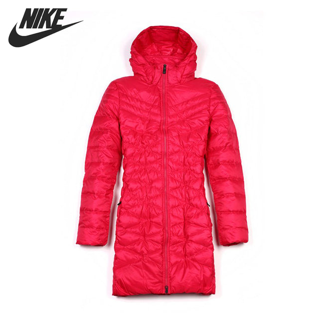 Original NIKE CASCADE DOWN PARKA-HD Women's Down coat Hiking Down sportswear