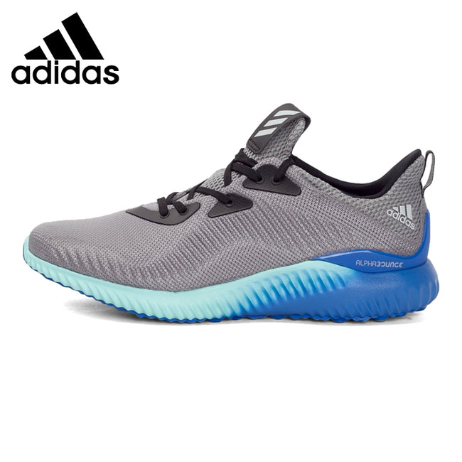 Original New Arrival 2017 Adidas alpha bounce Men's  Running Shoes Sneakers