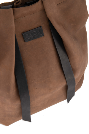 Convertible Backpack Brown