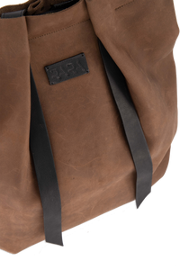 Monona Convertible Backpack BROWN
