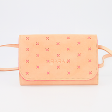 Iris Clutch Cross Stitch