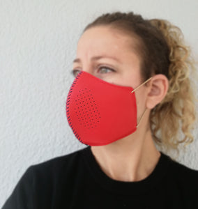 Face Mask Red
