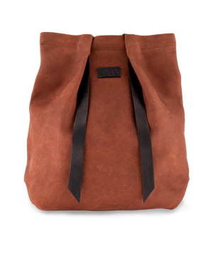 Open image in slideshow, Convertible Backpack Brown
