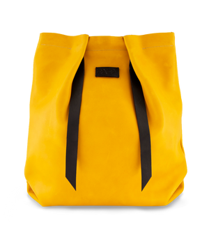 Open image in slideshow, Convertible Backpack Ochre with Black