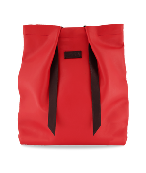 Convertible Backpack Red