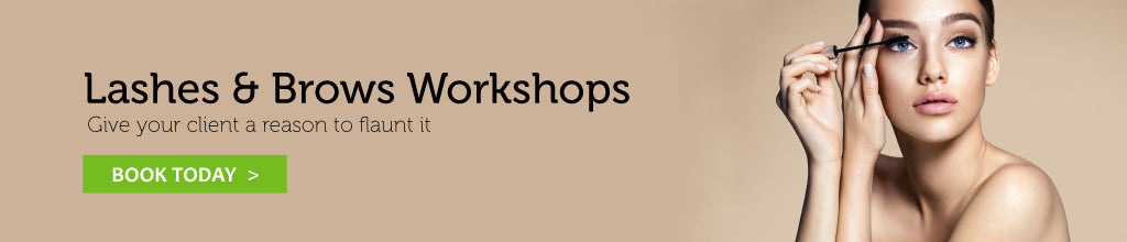 Barneys Salon Supplies | Lashes & Brows Workshops