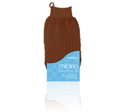 CaronLab Milano Exfoliating Mitt Brown