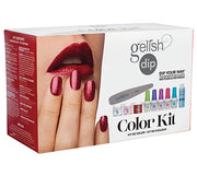 Gelish Dip - Colour Starter Kit