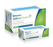 Medicom Autoclave SafeSeal Quattro Pouch - 89x229mm (Box of 200)