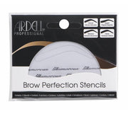 Ardell Brow Perfection Stencils -Pack of 4 Stencils