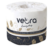 Veora Toilet Tissues 400 Sheets - 2 Ply