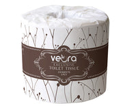 Veora Exclusive Luxury Toilet Tissues 210 Sheets - 3 Ply