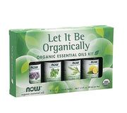 Now Let It Be Organically - Organic Essential Oils Kit