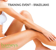 Brazilians – The Barneys Way – Interactive Workshop Brazilians in under 15 mins Includes a Brazilian Starter Kit
