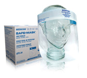 Medicom Full Face Shield Disposable