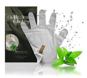 Voesh Collagen Gloves with Peppermint (Vegan)