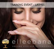 Elleebana Eyelash Extensions - 2 Day Beginners Volume Course