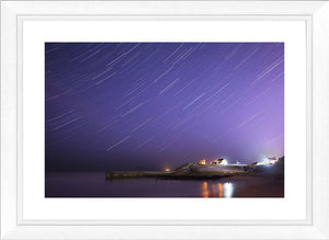 Seaton Sluice star trails Ref-SC2415