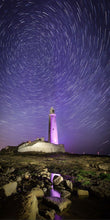 Saint Mary's Star Trails Ref-2414