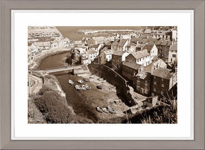 Staithes Harbour 1 Ref-SS2091