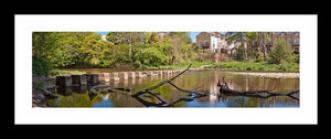 Morpeth stepping stones Ref-PC414