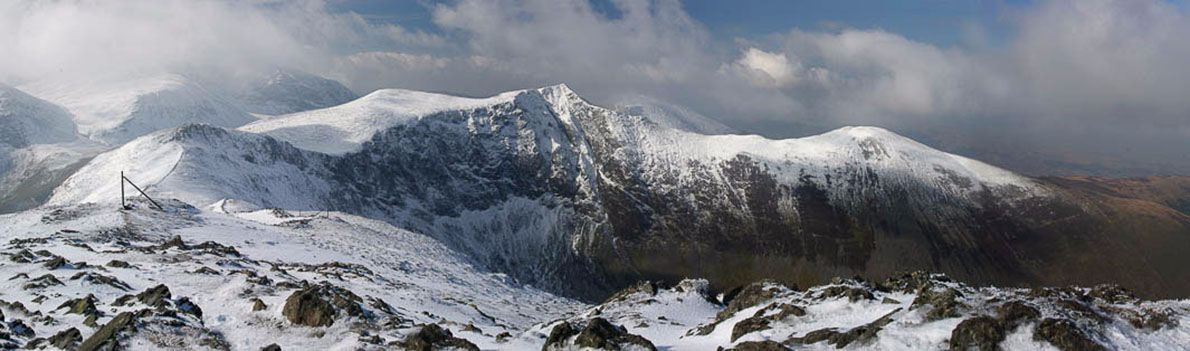 Hopegill Head from Grisedale Pike Ref-PC53