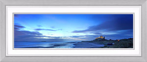 Bamburgh Castle blue dawn 2 Ref-PC2337