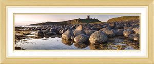 Dunstanburgh Castle stones Ref-PC236