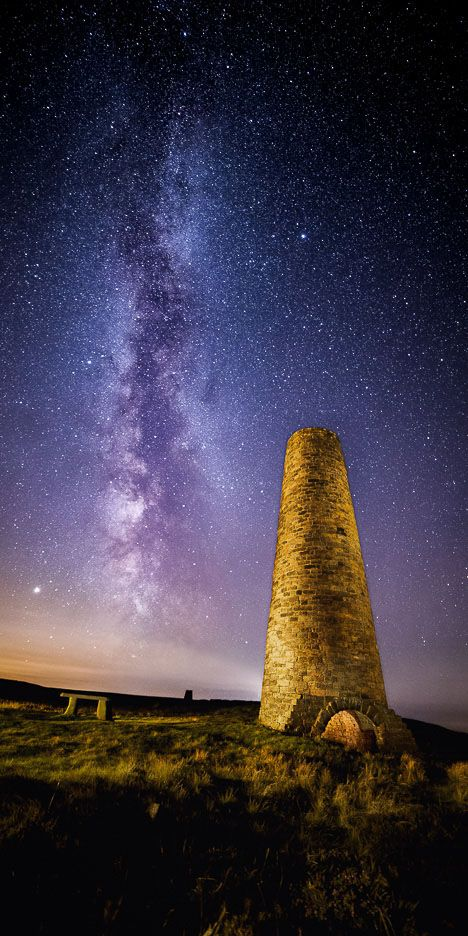 Allendale Chimney Milky Way 2 Ref-SC2430