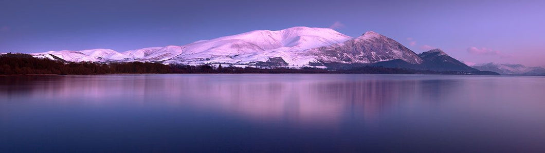 Bassenthwaite by moonlight Ref-PC2162