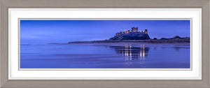 Bamburgh Castle lights Ref-PC2375